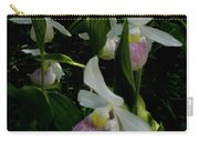 Lady Slippers Carry-all Pouch