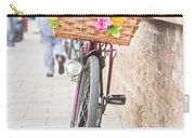 Lady's Bike Carry-all Pouch