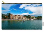 Lago Di Garda In Italy In Early Spring  Carry-all Pouch