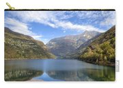 Lago Di Vogorno Carry-all Pouch