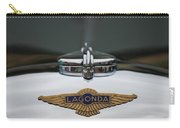 Lagonda Hood Emblem Carry-all Pouch