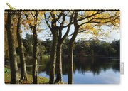 Lake And Trees, Mount Stewart, Co Down Carry-all Pouch