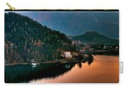 Lake Bled. Slovenia Carry-all Pouch