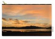 Lake Casitas Sunrise Carry-all Pouch
