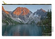 Lake Colchuck Sunset Carry-all Pouch
