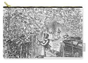 Lake Erie: Vineyard, 1873 Carry-all Pouch
