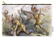 Lake George: Massacre, 1757 Carry-all Pouch