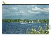 Lake Hood Anchorage Alaska Carry-all Pouch