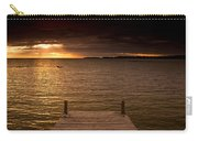 Lake Huron Dock Carry-all Pouch