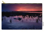 Lake Huron Sunset Carry-all Pouch