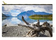 Lake Kathleen In Kluane National Park Carry-all Pouch