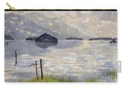 Lake Kilarney Ring Of Kerry Watercolour Painting Carry-all Pouch