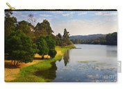 Lake Landscape Carry-all Pouch