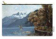 Lake Leman Carry-all Pouch