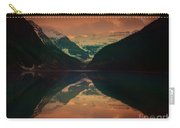 Lake Louise Abstract Carry-all Pouch