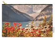 Lake Louise Alberta Carry-all Pouch
