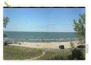 Lake Michigan From The Michigan State Side Carry-all Pouch