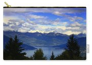 Lake Of Como View Carry-all Pouch