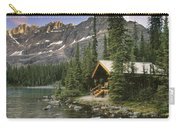 Lake Ohara Lodge Carry-all Pouch