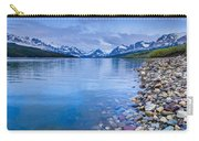 Lake Sherburne Shoreline Carry-all Pouch