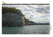 Lake Superior Pictured Rocks 10 Carry-all Pouch