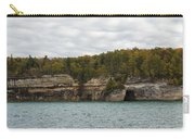 Lake Superior Pictured Rocks 45 Carry-all Pouch