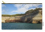 Lake Superior Pictured Rocks 6 Carry-all Pouch