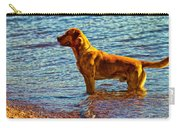 Lake Superior Puppy Carry-all Pouch