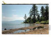 Lake Tahoe Beach Carry-all Pouch