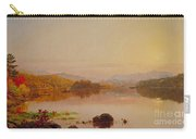 Lake Wawayanda Carry-all Pouch by Jasper Francis Cropsey