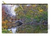 Lake Wingra Bridge Carry-all Pouch
