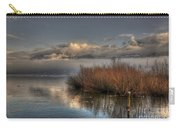 Lake With Pampas Grass Carry-all Pouch