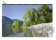 Lakefront With Trees Carry-all Pouch