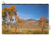Lamar Valley Aspens Carry-all Pouch