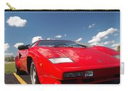 Lamborghini Carry-all Pouch
