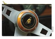 Lamborghini Steering Wheel Emblem Carry-all Pouch