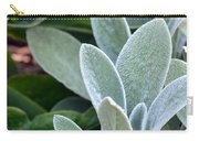Lamb's Ear Carry-all Pouch