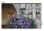 Lamp And Lace At The Grand Place Carry-all Pouch