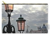 Lamp At Venice Carry-all Pouch