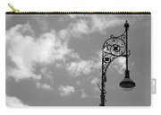 Lampost And Clouds In Wroclaw Poland Carry-all Pouch