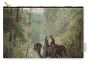Lancelot & Guinevere Carry-all Pouch