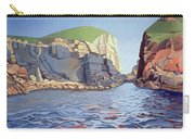 Land And Sea No I - Ramsey Island Carry-all Pouch