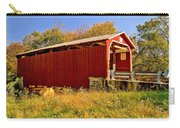 Landis Mill Covered Bridge Carry-all Pouch