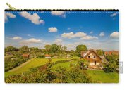 Landliches Dorf  Carry-all Pouch