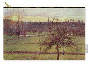 Landscape At Eragny Carry-all Pouch