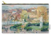 Landscape In Tours Carry-all Pouch