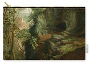 Landscape Near Clifton Carry-all Pouch by Francis Danby