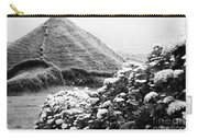 Landscape With Hydrangeas Carry-all Pouch