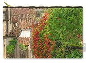 Lane And Ivy In St Cirq Lapopie France Carry-all Pouch