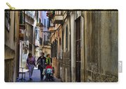 Lane In Palma De Majorca Spain Carry-all Pouch